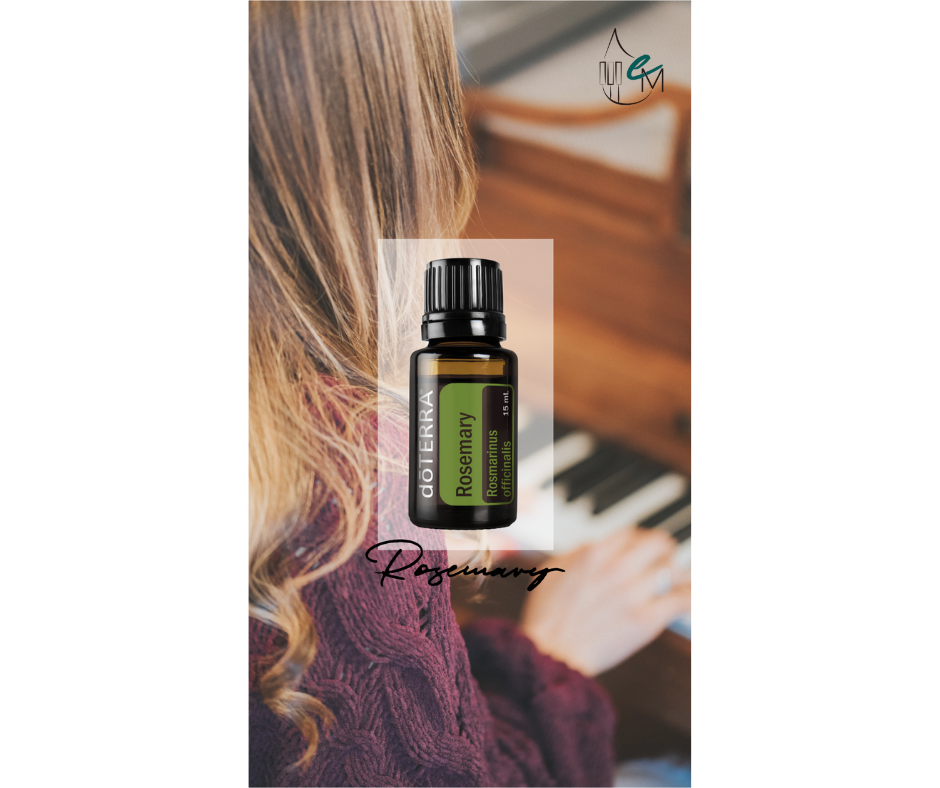 Using Rosemary Essential Oils for Practicing Music