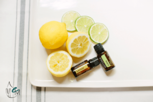 Citrus blends to create aromatic links