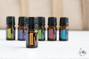 Motivate using essential oils to create aromatic links