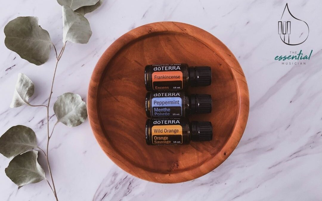 Use your diffuser for focus