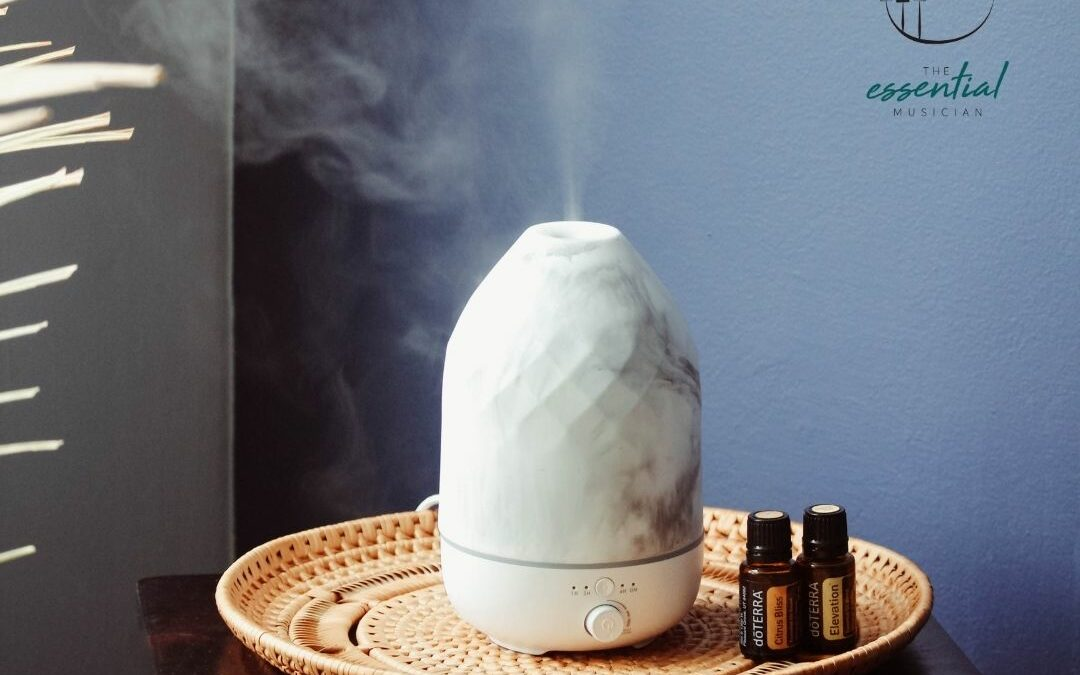 Your Diffuser: your work-from-home productivity hero