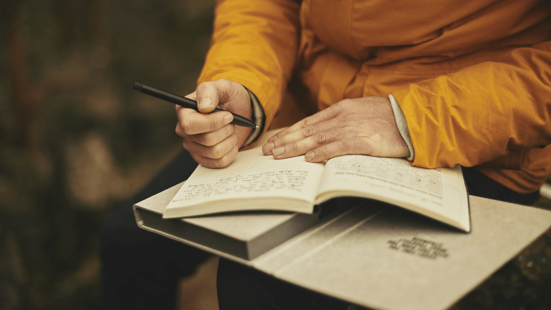 Find Your Flow In Journaling
