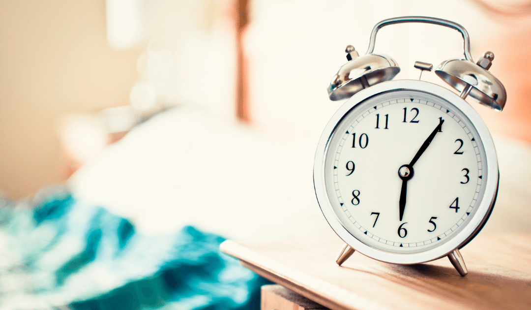 Morning Routines and the Culture of Shame